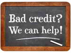 bad credit we can help sign