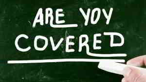 are you covered by insurance question