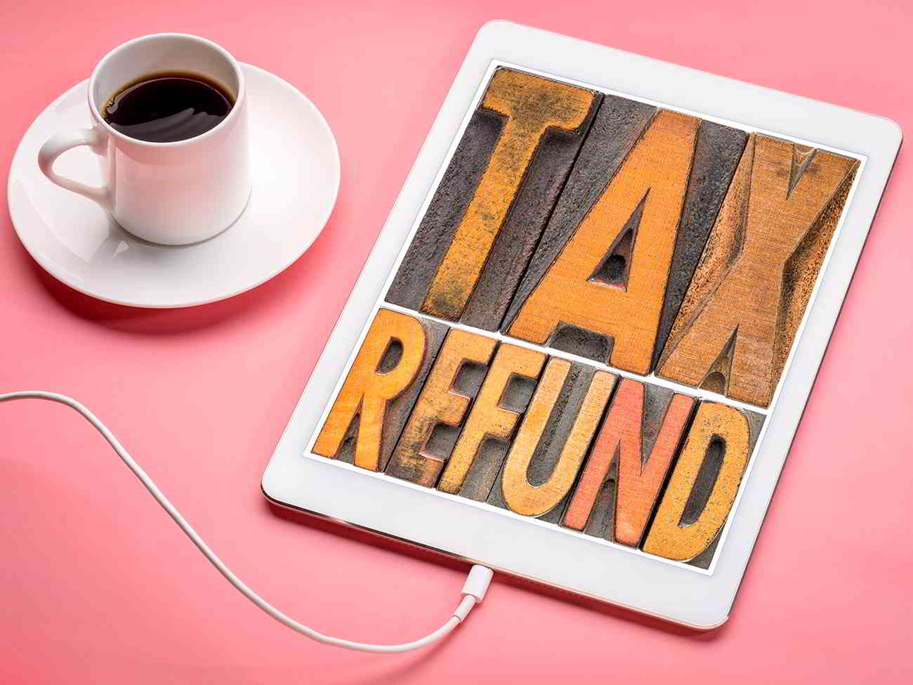 save your tax refund